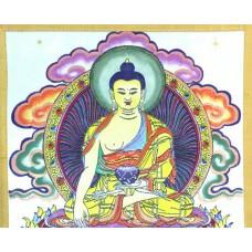 Piccola thangka - Buddha
