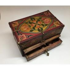 Scatola in legno, piccolo altare