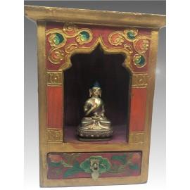 Piccolo altare in legno