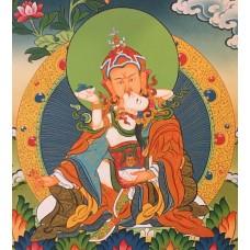 Guru Padmasambhava e Mandarava