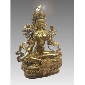 Tara Verde, statua piccola