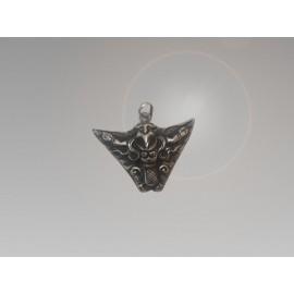 Garuda, ciondolo in argento