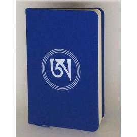 Quaderno con A tibetana