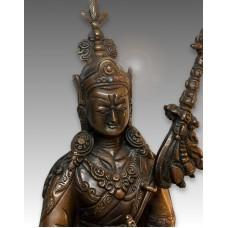 Padmasambhava, statua in rame