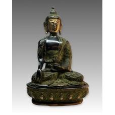 Buddha Śākyamuni, ottone