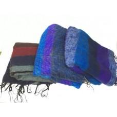 Scialle in lana di yak