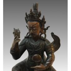 Padmasambhava come re del loto