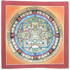 Mandala di Kalachakra
