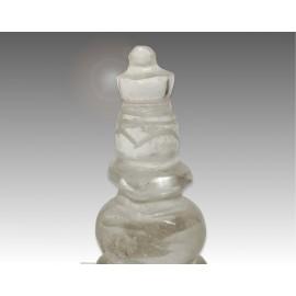Stupa in cristallo, piccolo
