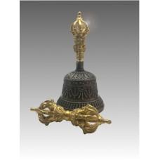 Dorje e campana, 9 punte