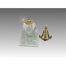 Stupa in vetro