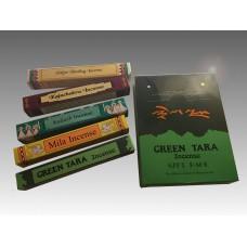 Tara Verde incensi, assortiti