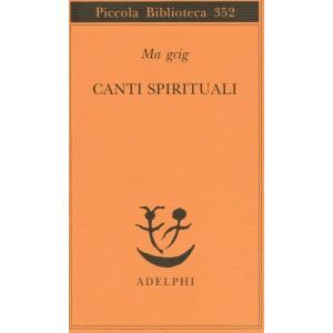 Canti spirituali