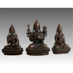 Lama Tsong Khapa e discepoli