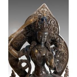 Manjusri, statua