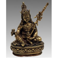 Padmasambhava, dorato piccolo