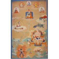 Yantra Yoga, poster